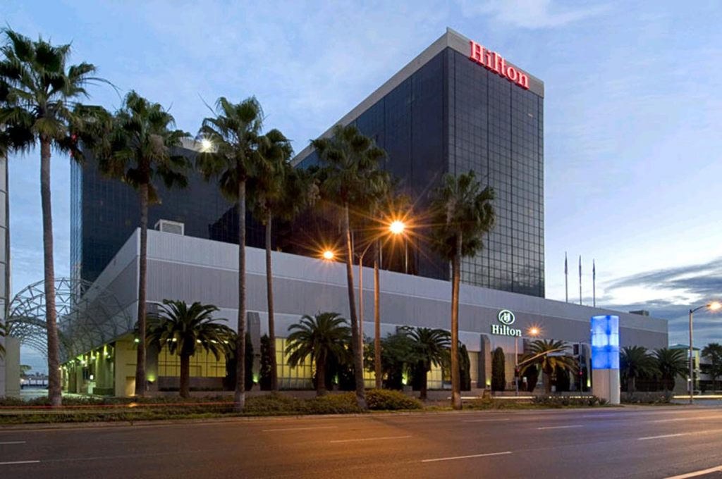Hilton Los Angeles Airport