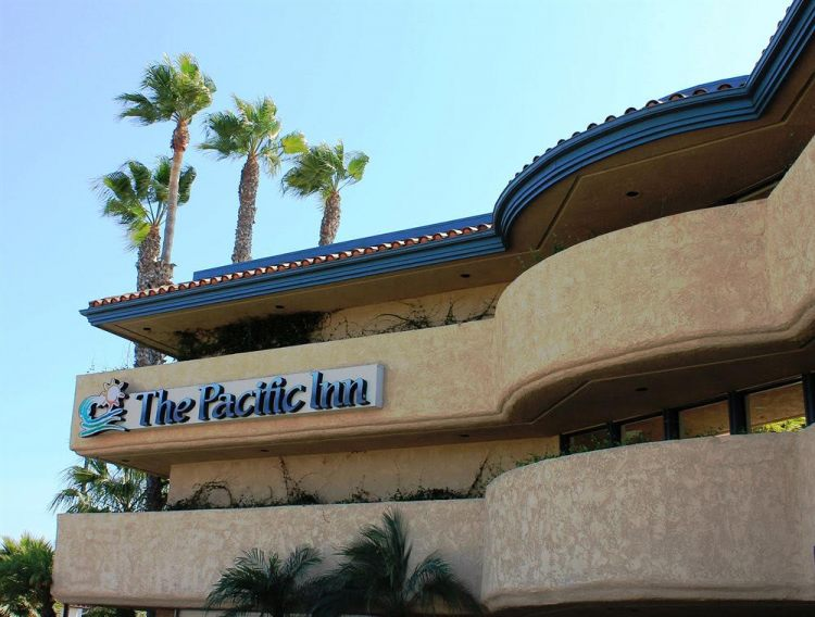 The Pacific Inn Lgb Ca Lgb Airport Park Sleep Hotels